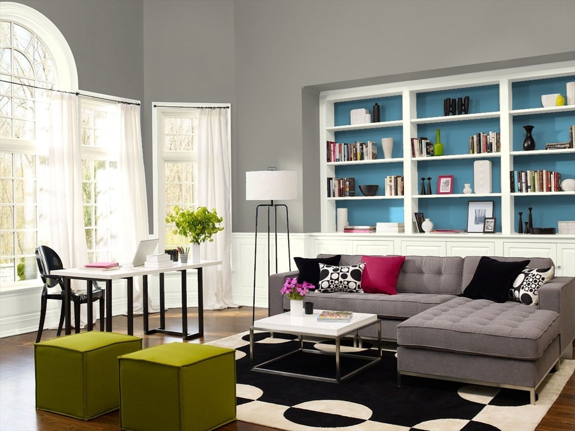 Color Can Date a Room