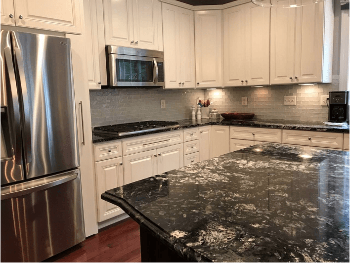 Kitchen Cabinets Painting Pricing in Chantilly, VA