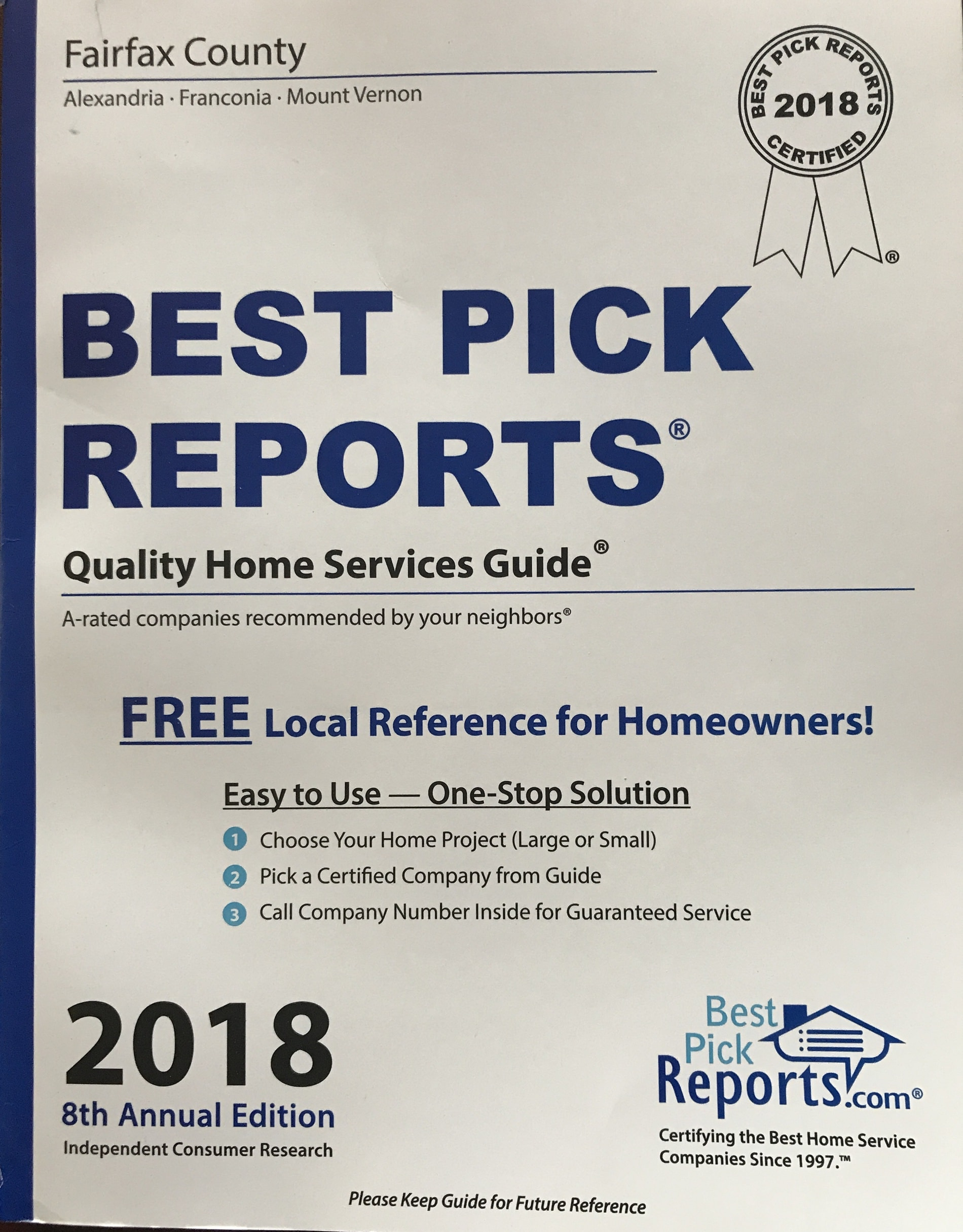 Quality Home Service Guide