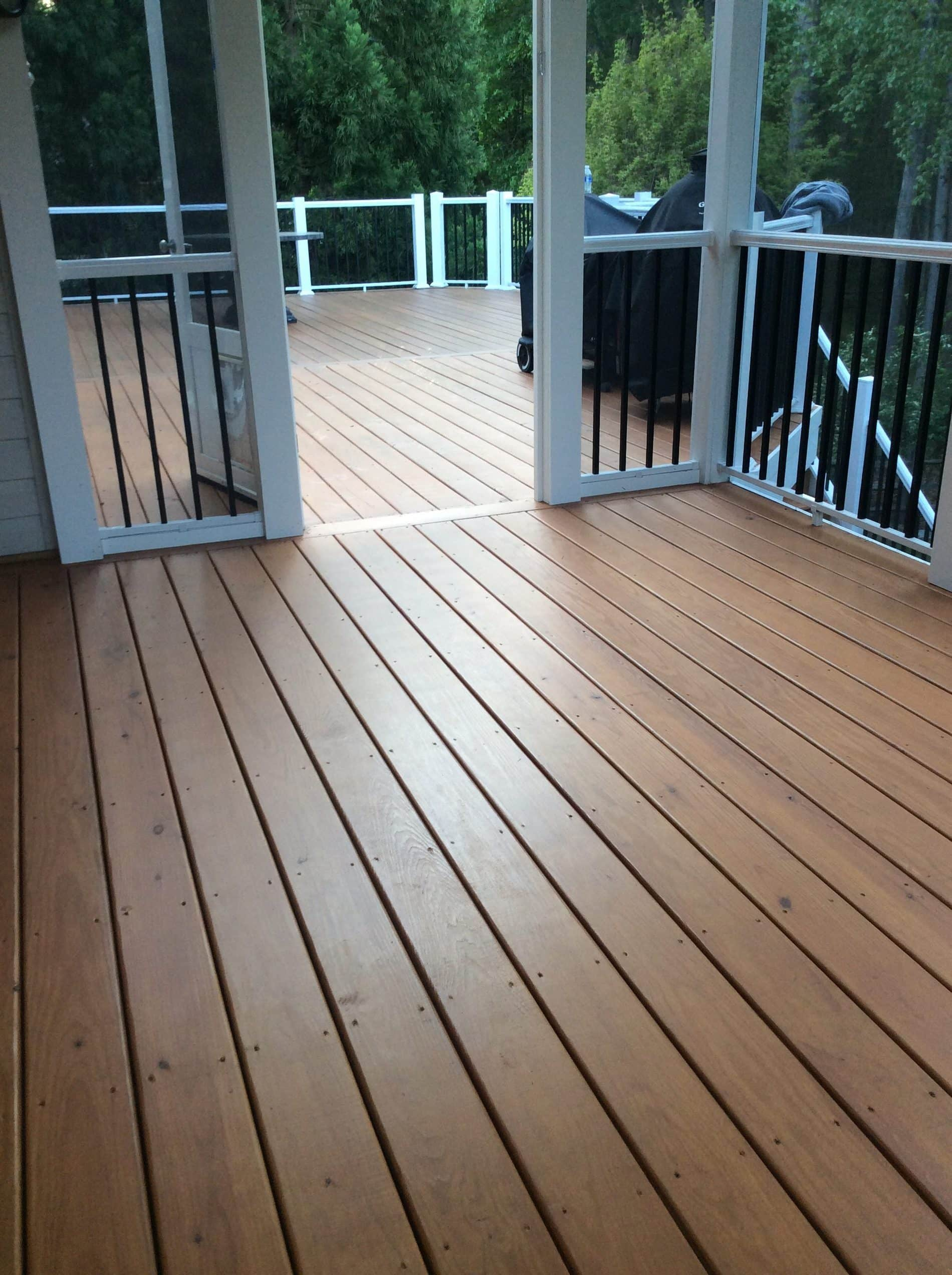 Deck Staining and Sealing in Chantilly, VA