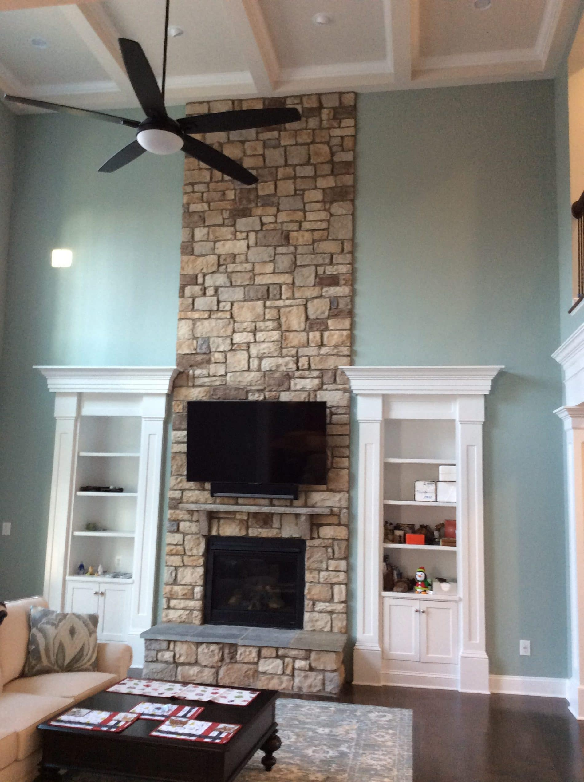 Interior Painting and Carpentry Services