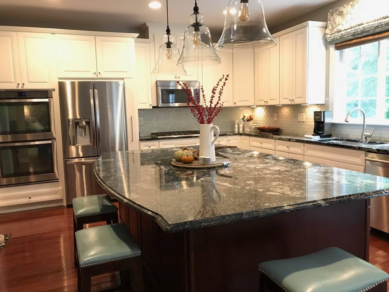 Cabinet Painting in Chantilly, VA