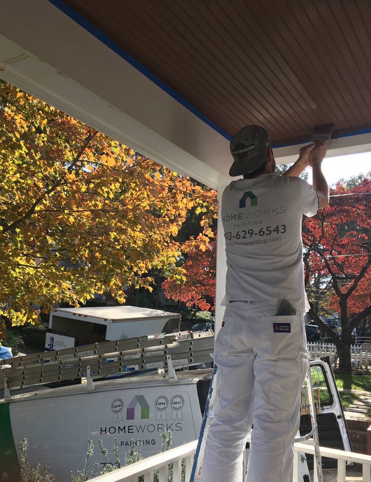 Scheduling your exterior painting job