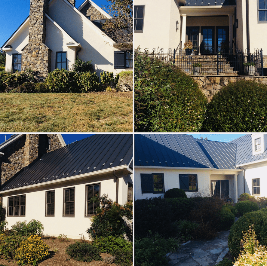 exterior painting service in Chantilly, VA