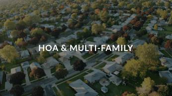HOA and multi-family