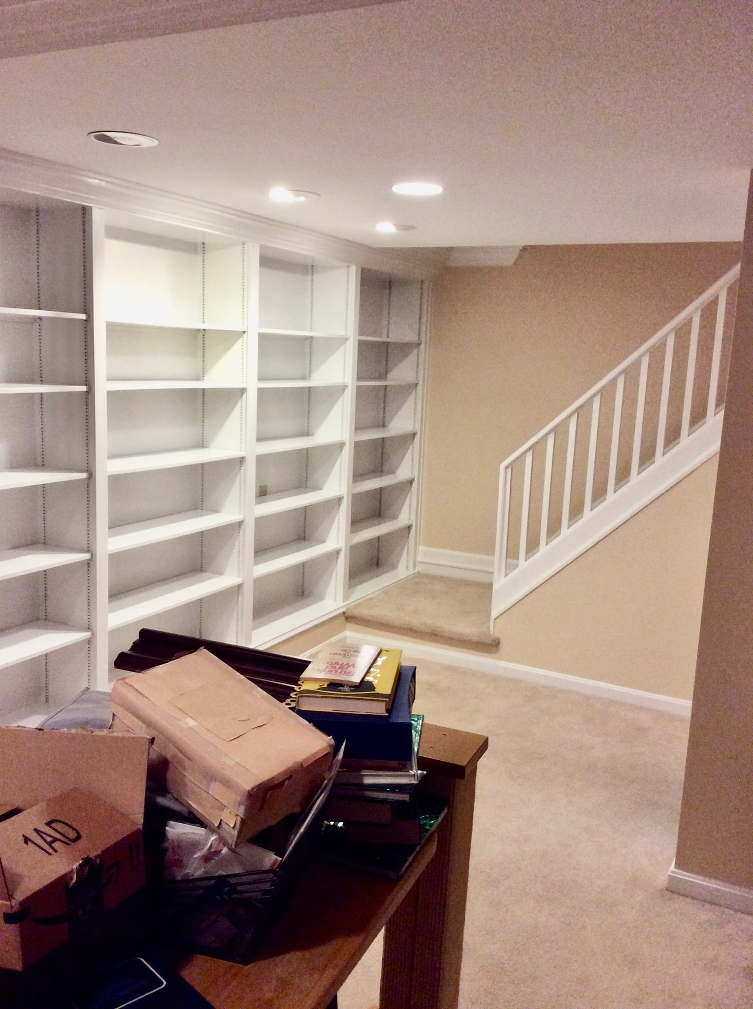 room transformation in Annandale