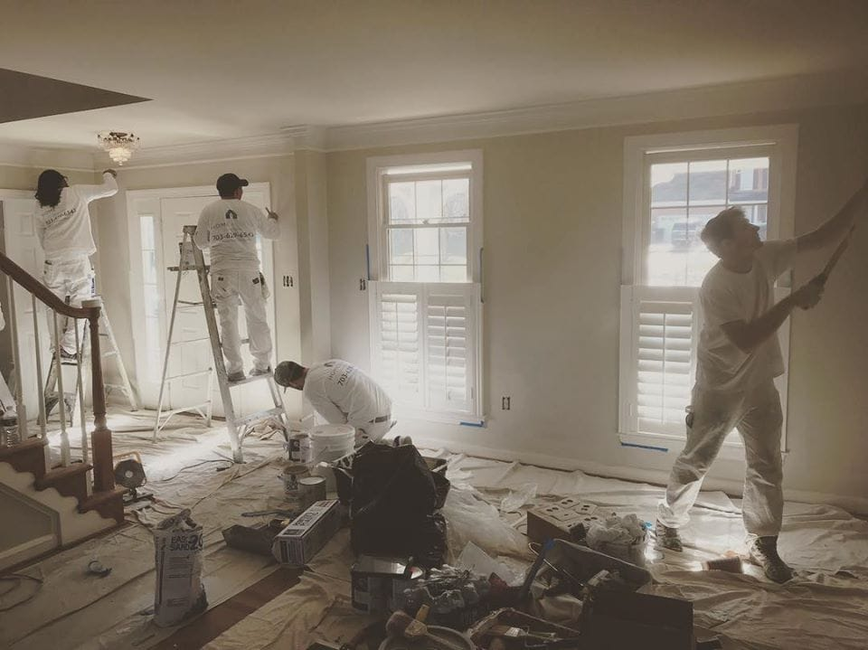 amazing painters in Chantilly, VA
