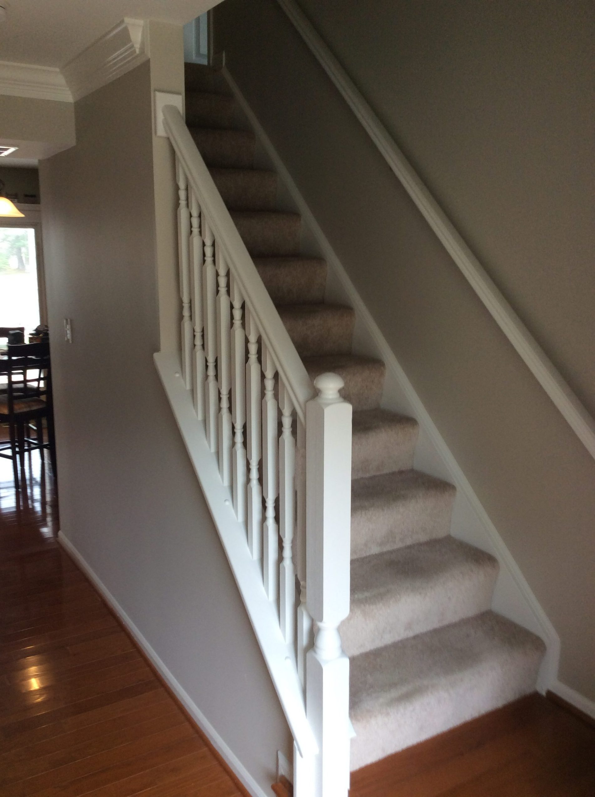 best stairs painting in Chantilly, VA