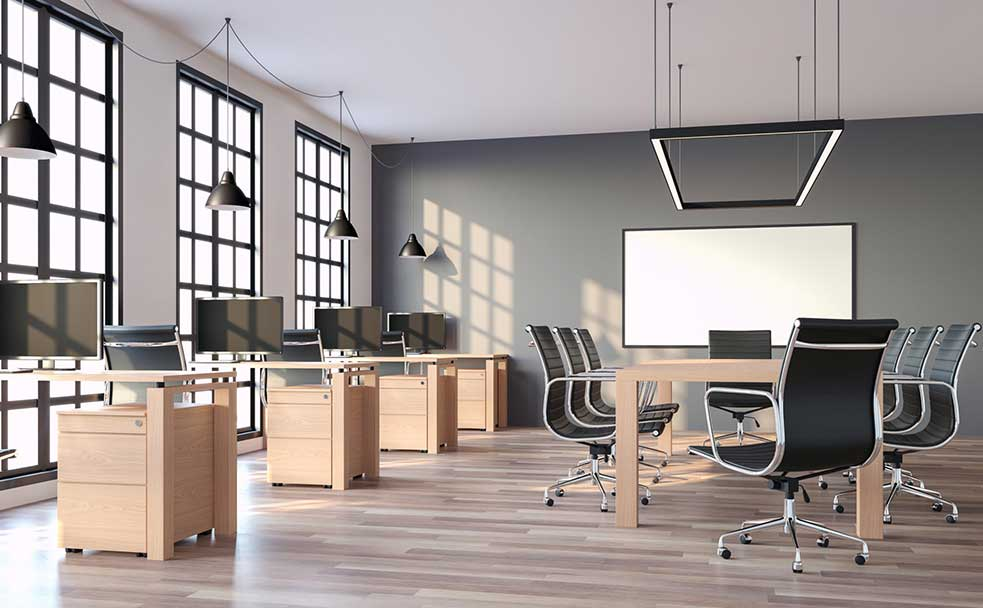 office interior painting in Herndon, VA