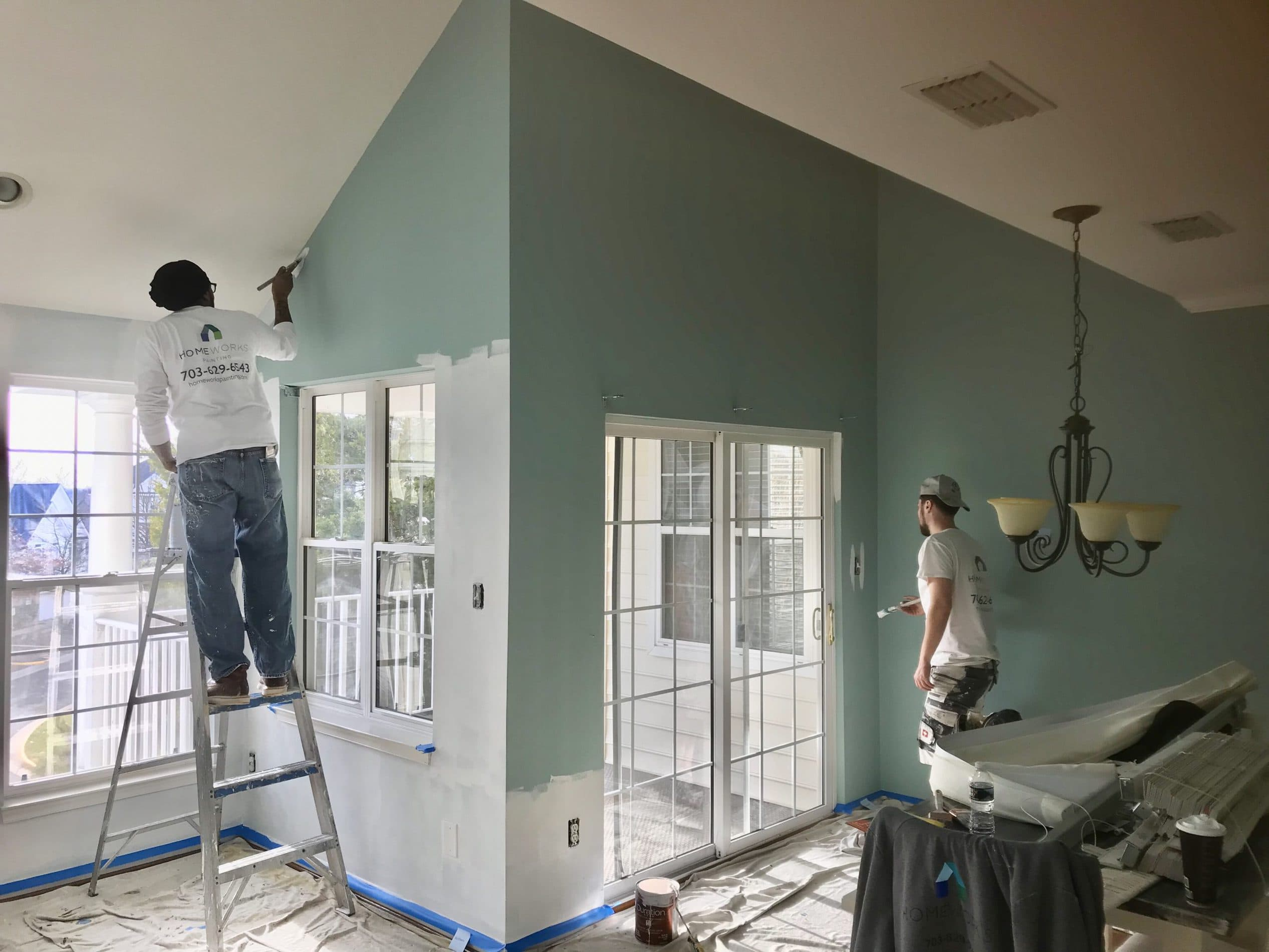 Home Interior Painting in Northern VA