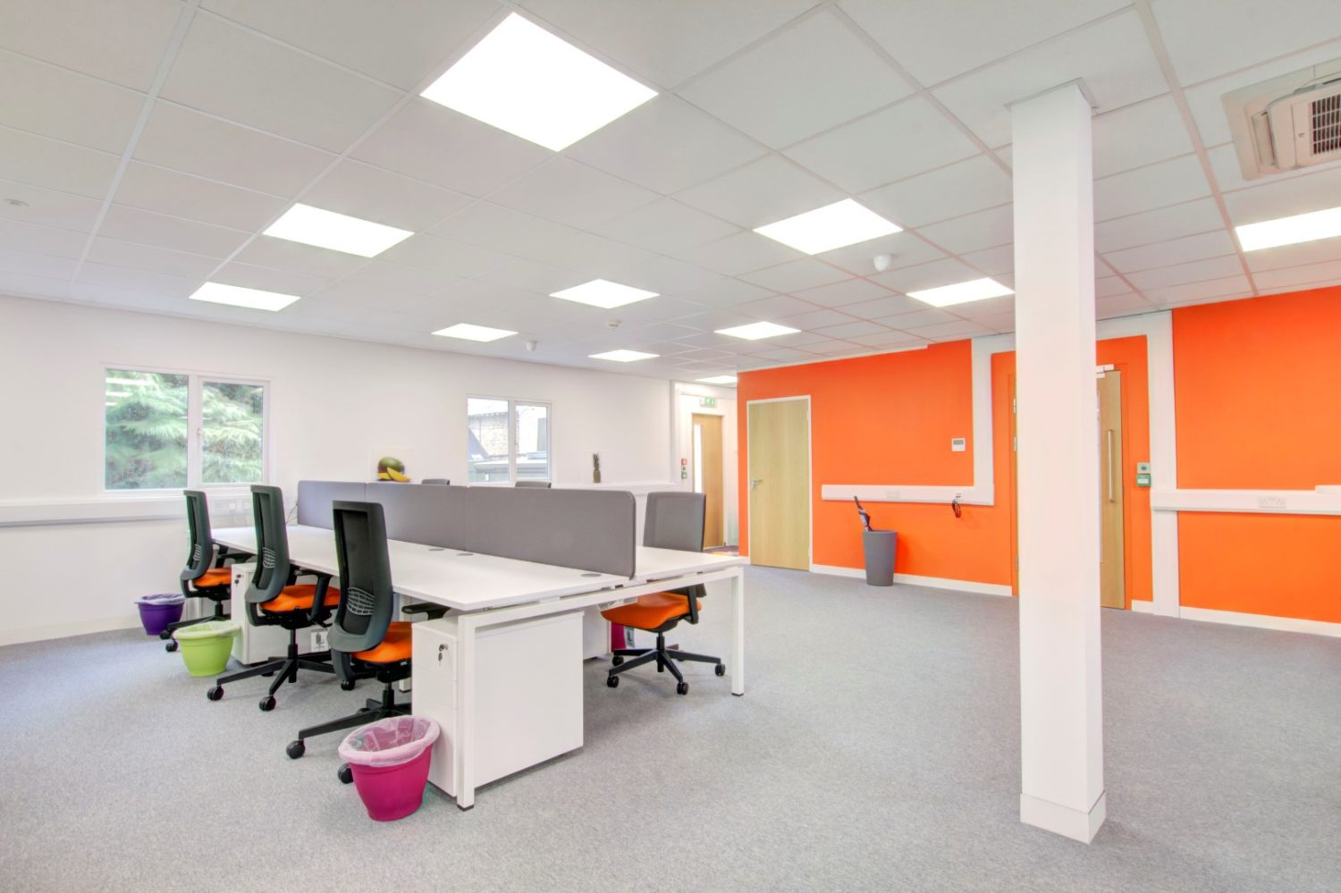 Shared Office Furniture Solutions